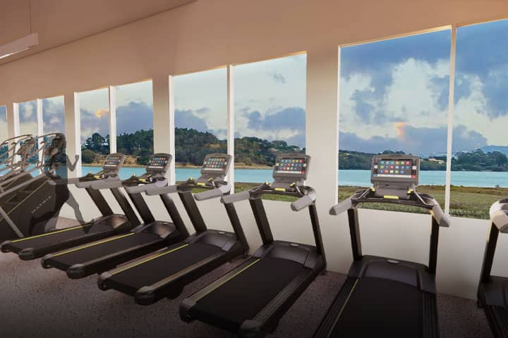 Cardio With a View