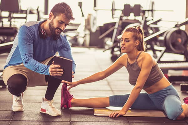 Personal Trainer Benefits