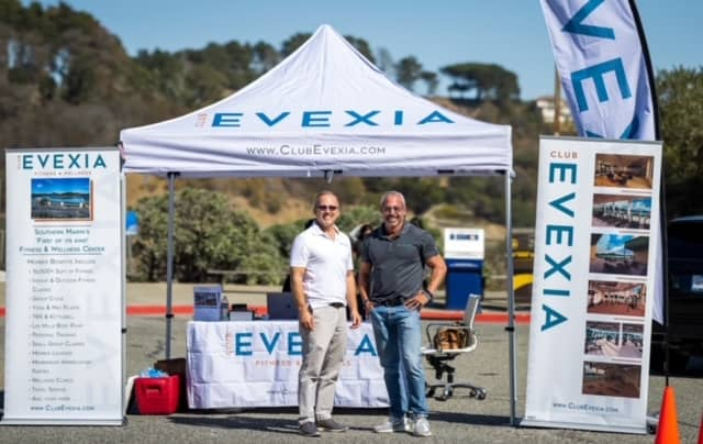 Club Evexia Weekend Pop-Up Event